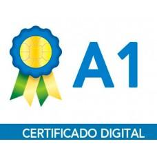 e-CNPJ A1 (1 ano)